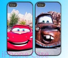 custom iPhone 5 case Couple love case Car