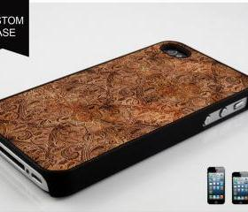 custom iPhone 5 case abstract pattern